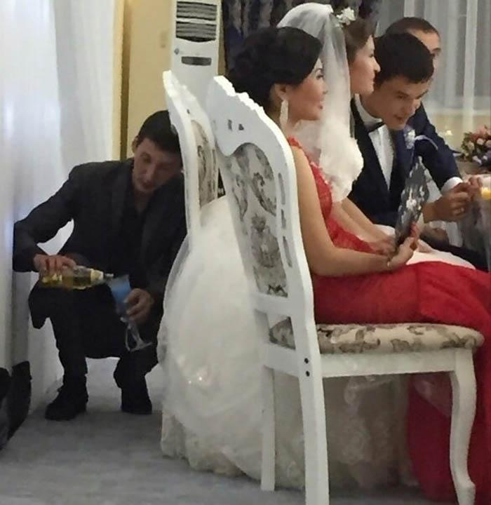 20 случаев, когда на свадьбах отожгли так, что аукаться еще долго-долго будет