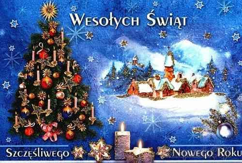 Так тебе, открытки к католическому рождеству на польском