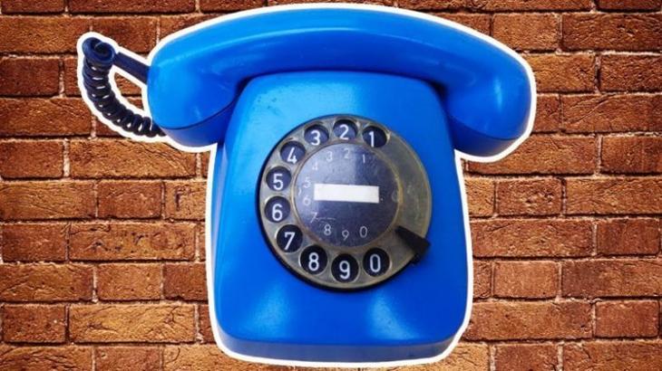 Оригинальная переделка старого советского телефона