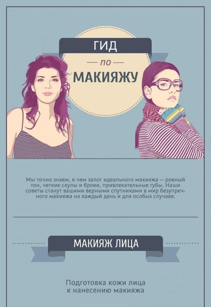 советы по макияжу, как наносить макияж, уроки макияжа