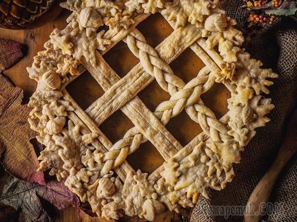 Самоучка печет пироги невероятной красоты: кулинарные шедевры от Helen Nugent +три секрета идеальной выпечки