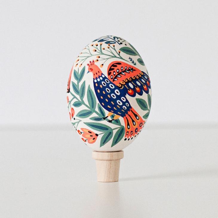 Пасхальные яйца фольклорные мотивы от художницы из Узбекистана Динары Мирталиповой, фото № 33
