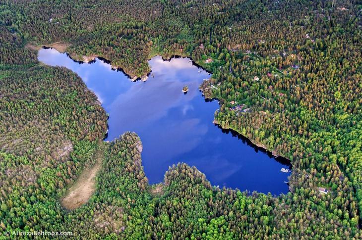 aerials44 55 аэрофотографий о том, что наша планета самая красивая