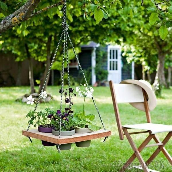 12 хитростей, как превратить скромный дачный участок в райский уголок