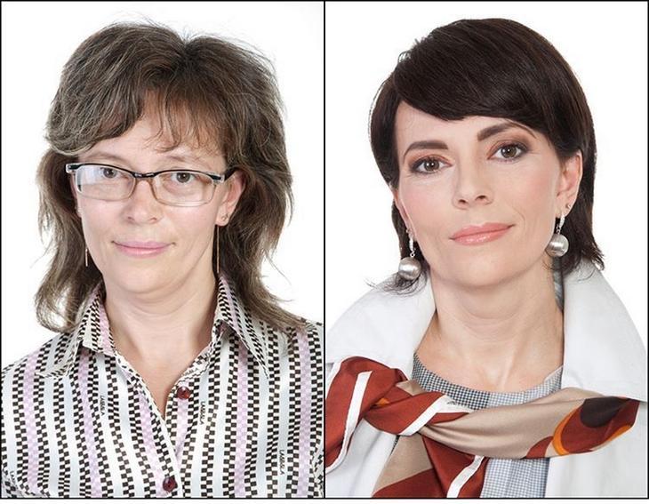 Из тетки в красотку: стилист из Риги и его волшебные трансформации
