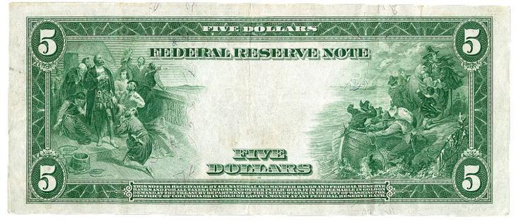 дизайн американских банкнот 16