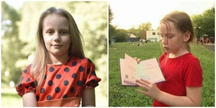 9-летняя россиянка успешно сдала экзамены в МГУ