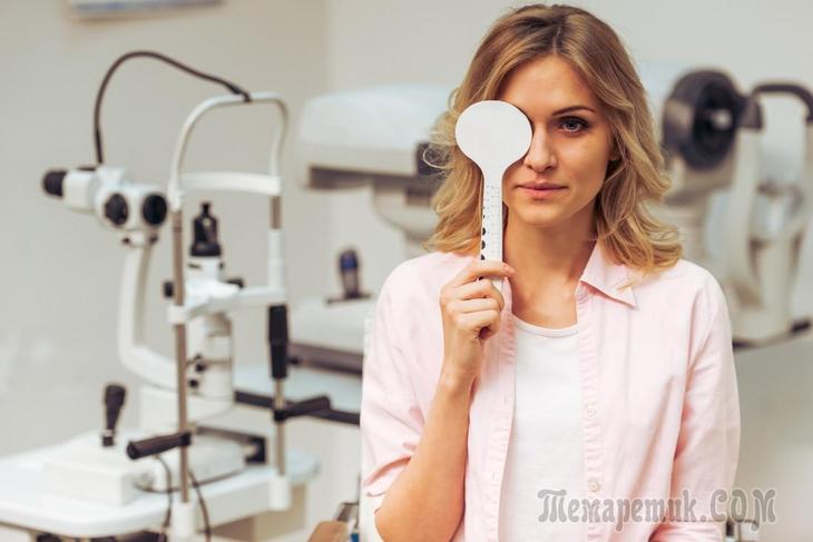 Какие продукты нужно кушать, чтобы улучшить зрение и сохранить здоровье глаз