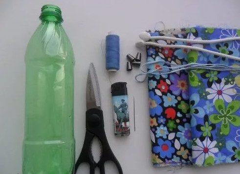 Невероятные сумочки из пластиковых бутылок