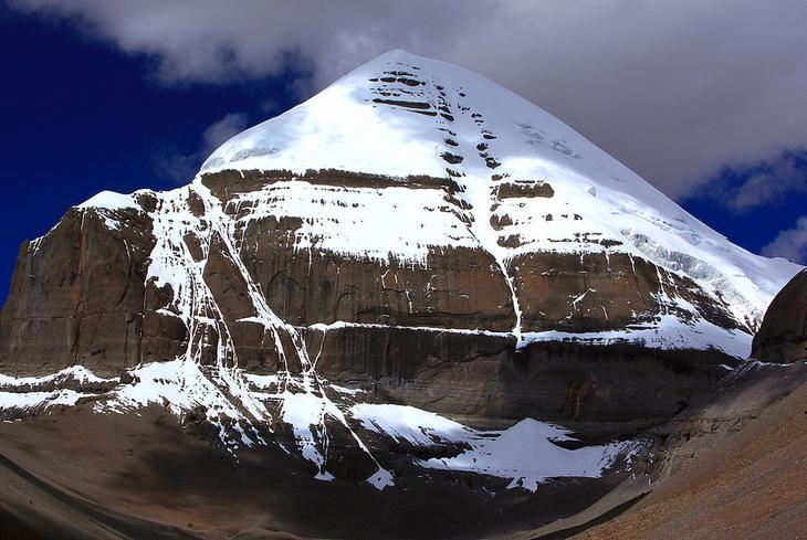 Самые удивительные горы, Кайлаш, Тибет, фото