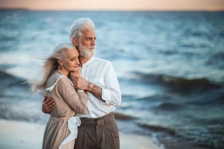 Самая трогательная история любви в мире: фотосессия, о которой мечтает каждая из нас