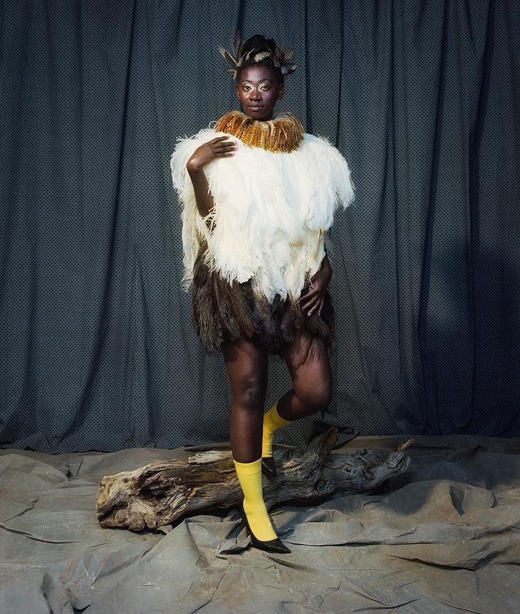 DylanDavis06 Африканские принцессы