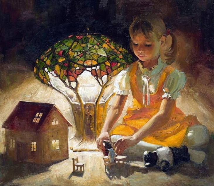 художник Мария Павлова картины – 13