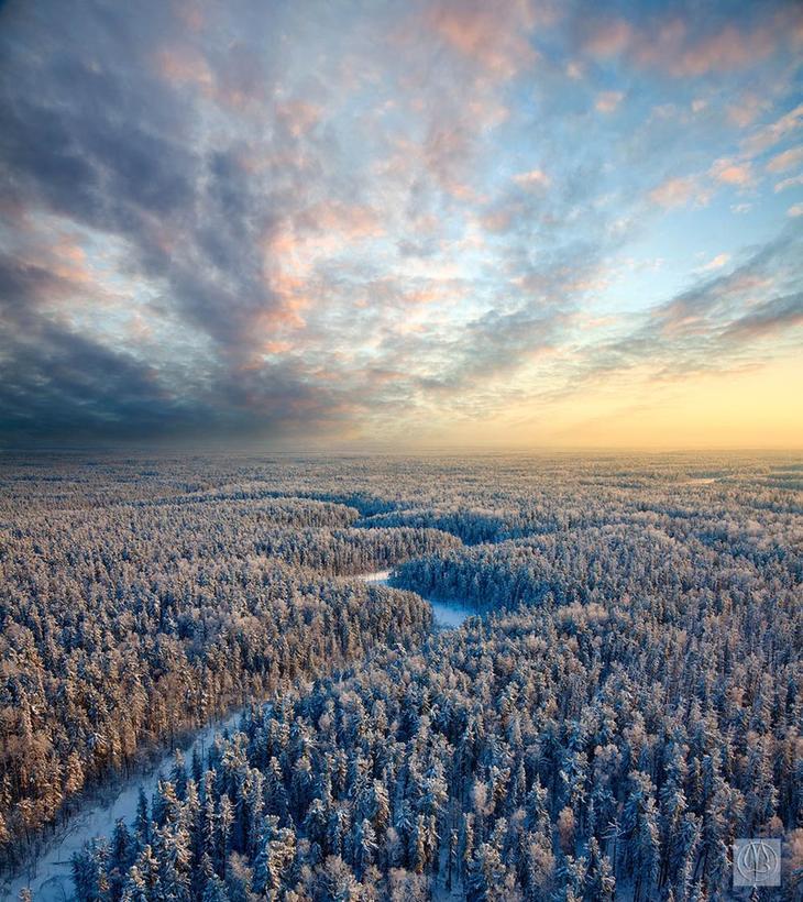 aerials33 55 аэрофотографий о том, что наша планета самая красивая