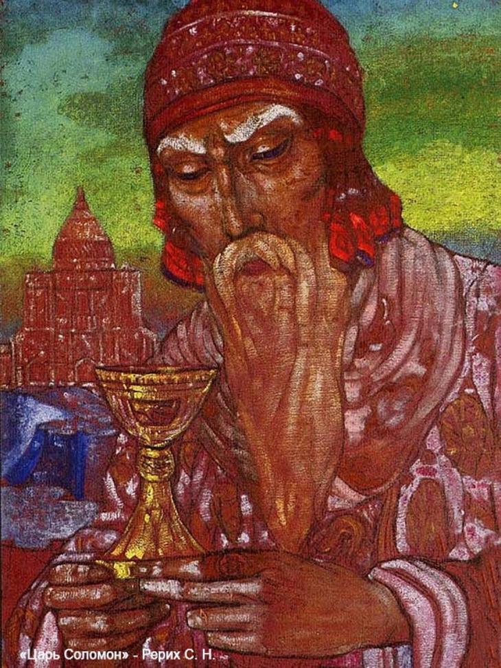 Исламский пророк и иудейский царь Сулейман ибн Дауд, которому Хоттабыч служил и был рабом его кольца, более известен как царь Соломон Джинн, Старик Хоттабыч, дом кино, интересное, история, кино, факты, фильм