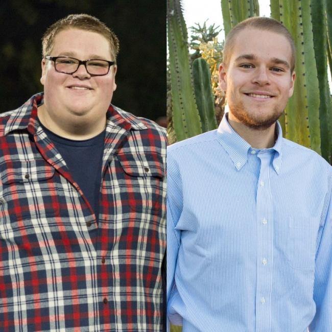 Невероятные примеры того, насколько меняются лица людей после похудения