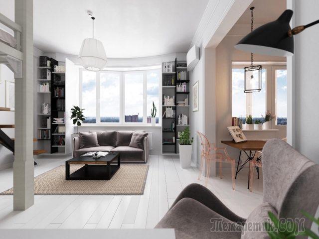 Однокомнатная квартира в Краснодаре