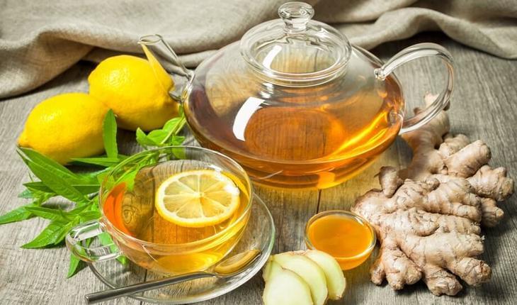 Целебный чай с медом