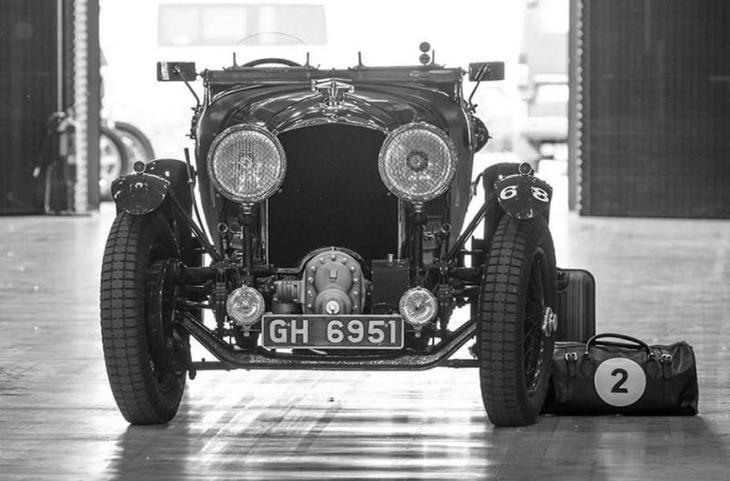 100 лет роскоши: вспоминаем знаковые модели Bentley-16 фото-
