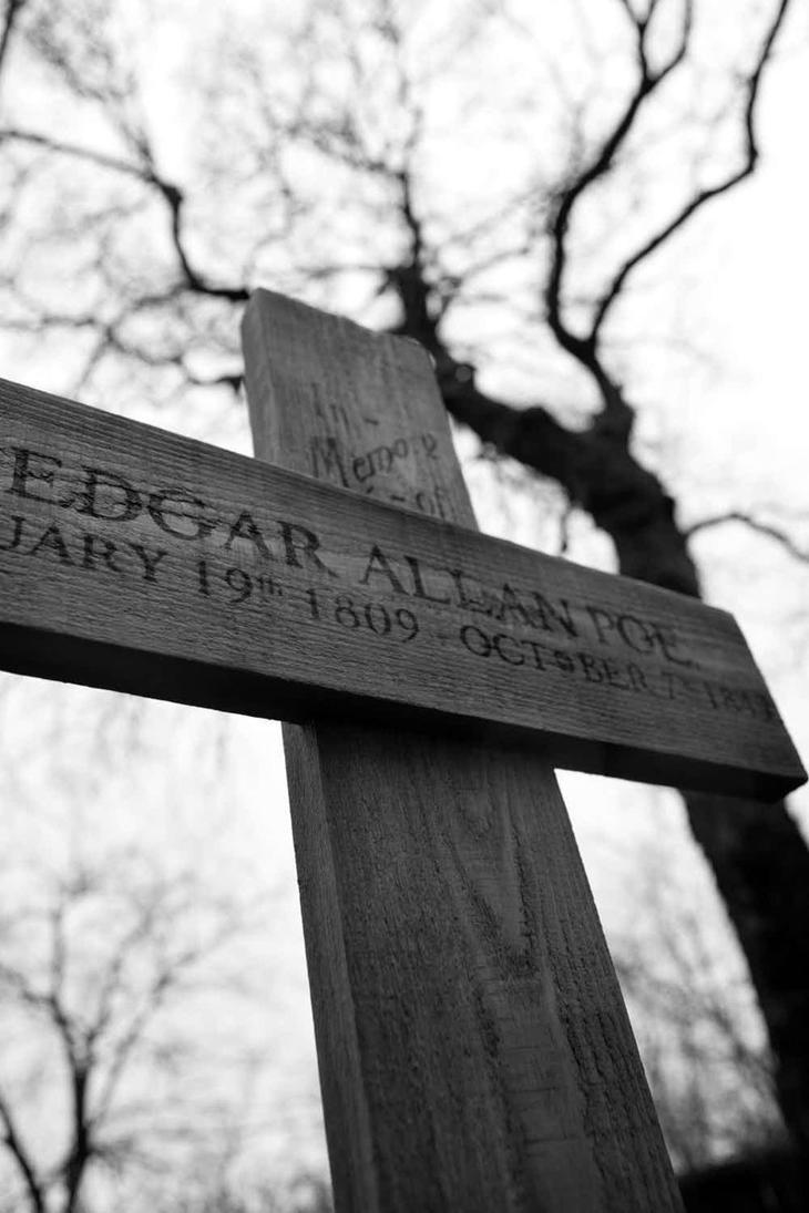 На его похороны пришли лишь 7 человек Эдгар Аллан По, знаменитые писатели, факты из жизни