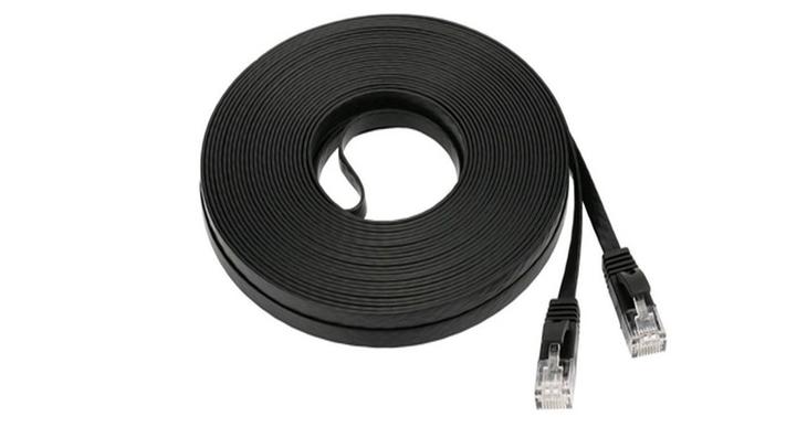 Рис. 1. Соединительный кабель RJ45