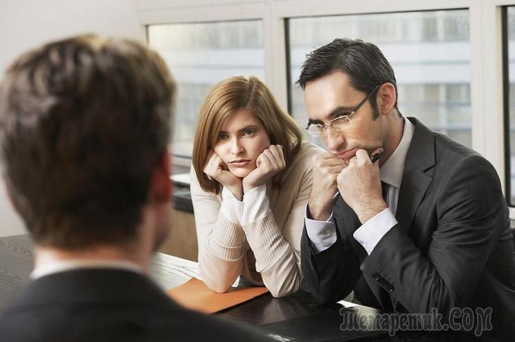 Ситуационные вопросы на собеседовании с ответами