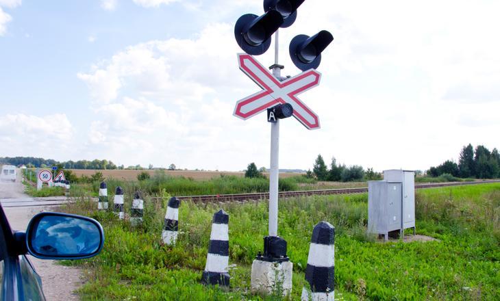 чем грозит проезд на красный свет на железнодорожном переезде тот вообще