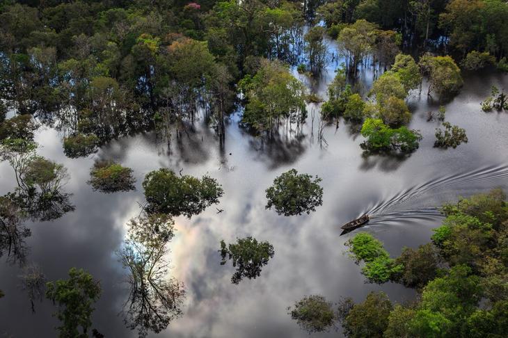 aerials34 55 аэрофотографий о том, что наша планета самая красивая
