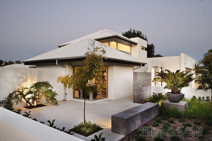 Милый частный домик в городе Перт, Австралия