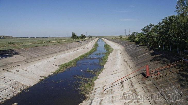 В Госдуме заявили о потере Украиной шанса на подачу воды в Крым