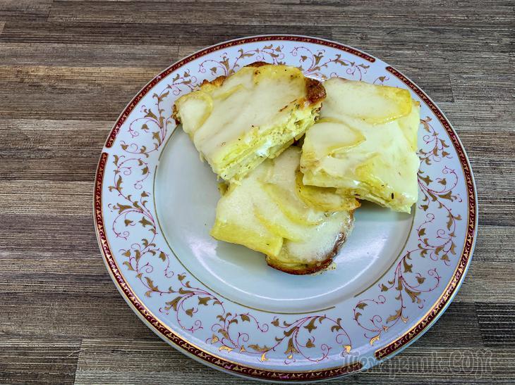 Картофель в духовке: ещё один способ как очень вкусно приготовить картошку
