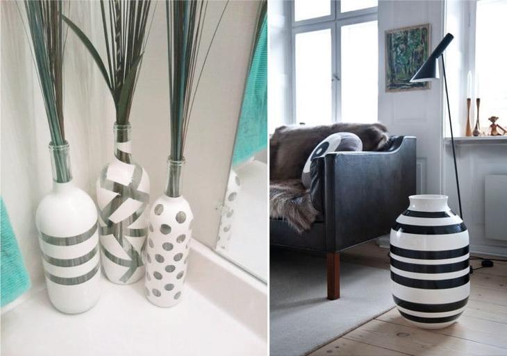 Роспись напольной вазы