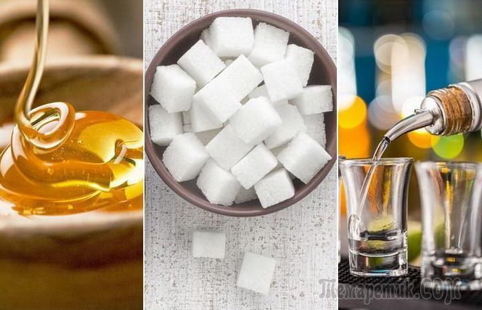 Еда без срока годности: 8 продуктов, которые не портятся годами