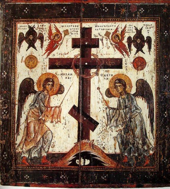 Крест и крестное знамение
