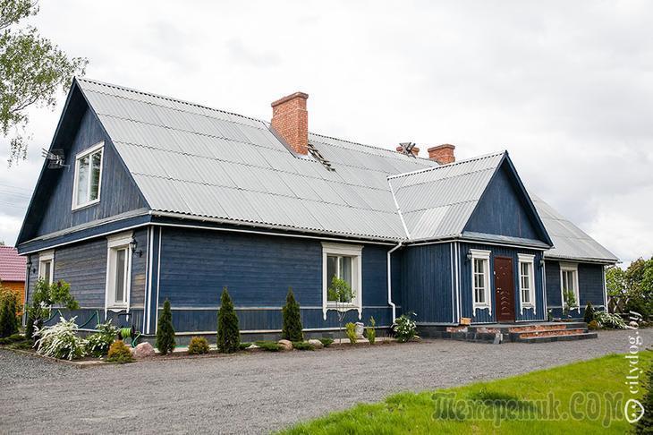 Превращаем деревенскую халупу в загородный дом мечты