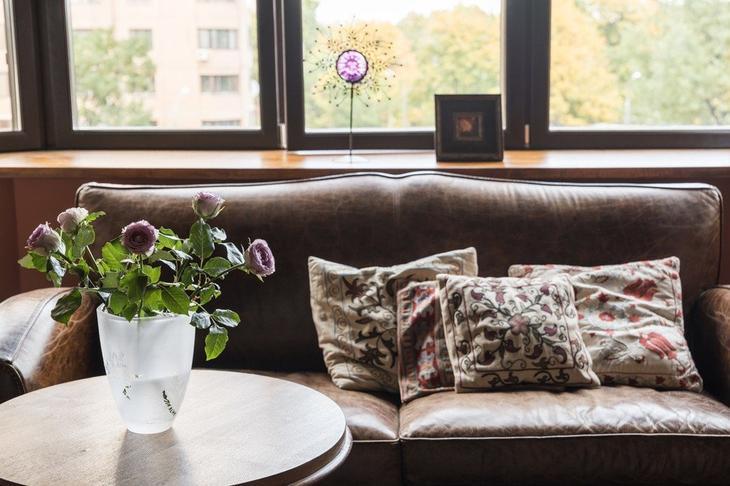 Фотография: Декор в стиле Кантри, Классический, Проект недели, Москва, Ирина Ковылина, 3 комнаты, Более 90 метров, монолит – фото на InMyRoom.ru
