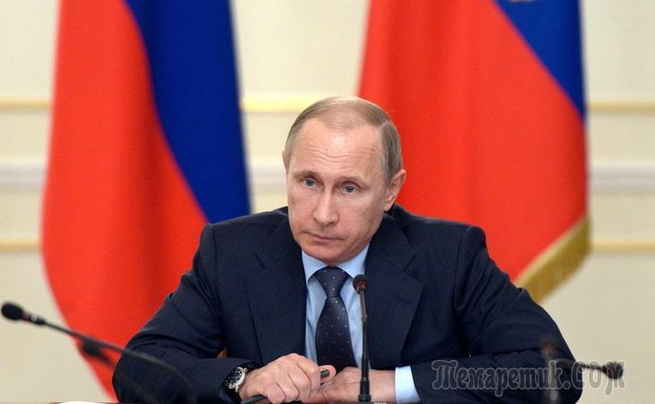 Путин поручил дешево очистить страну