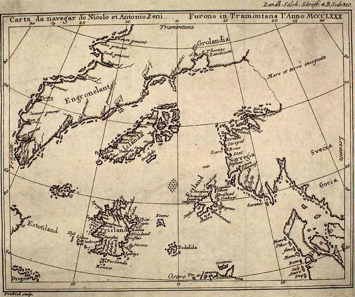 Кто открыл Америку? Викинги, китайцы и ирландский святой 2