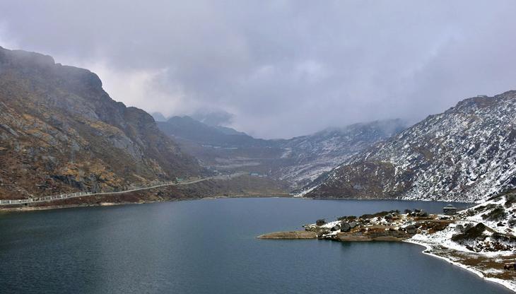 Озеро Цонгмо
