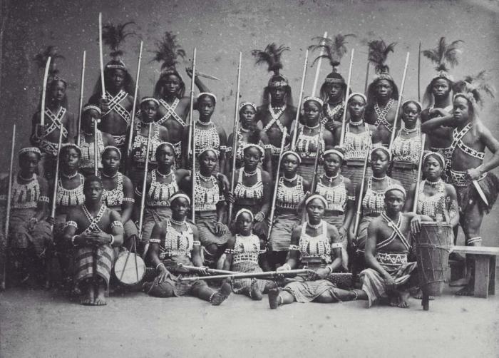 16 фактов о дагомейских амазонках — самых жестоких женщинах-воинах в истории