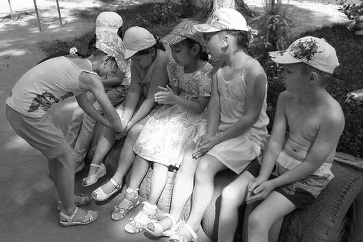 Колечко-колечко дворы, дети, игры, игры на улице, интересное, молодежь