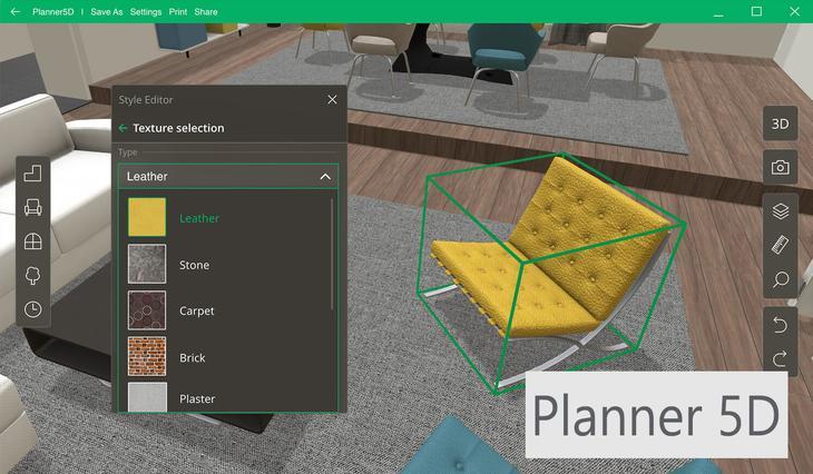 Planner 5D