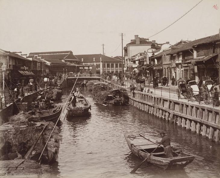 Редчайшие кадры Китая времён династии Цин: природа, люди, города безвозвратно ушедшей эпохи 81
