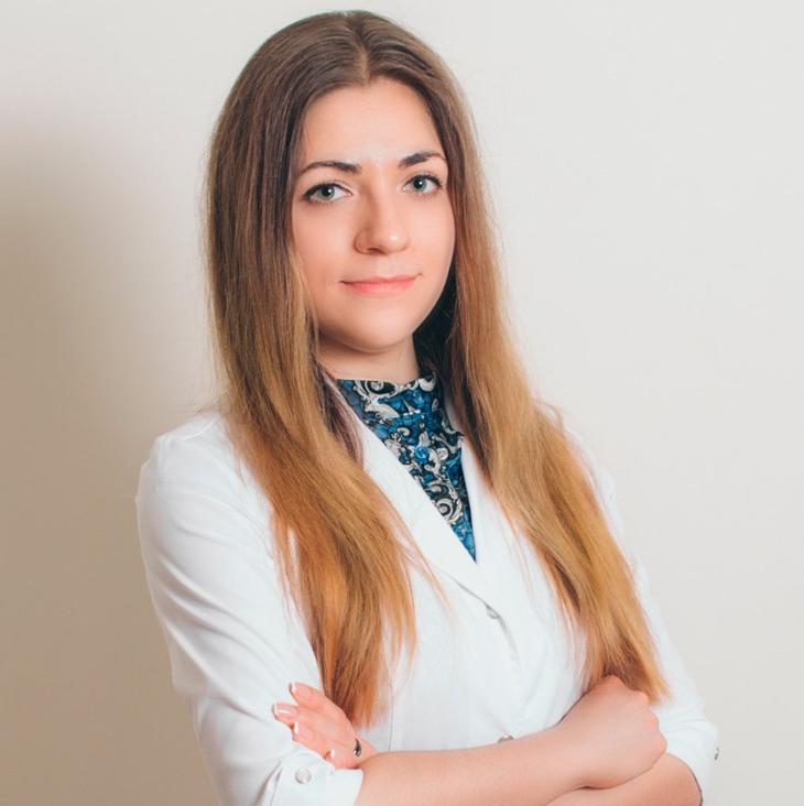 Анна Ивашкевич, клинический психолог-диетолог