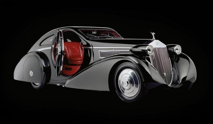 Божества на колесах: 12 самых красивых автомобилей 20-х и 30-х годов
