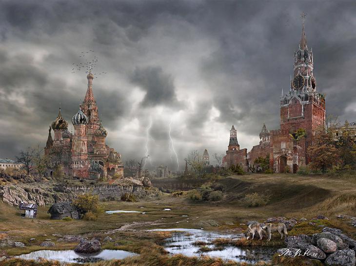 Кремлевская долина. Осень loverme