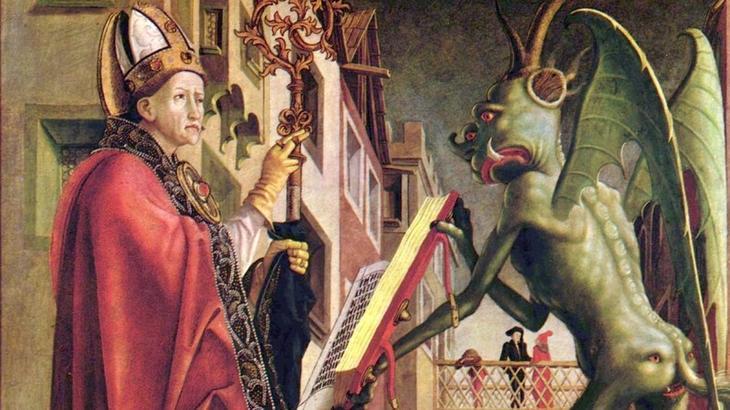 Реальные люди, которые заключили сделку с дьяволом интересное, история, легенды, сделка с дьяволом