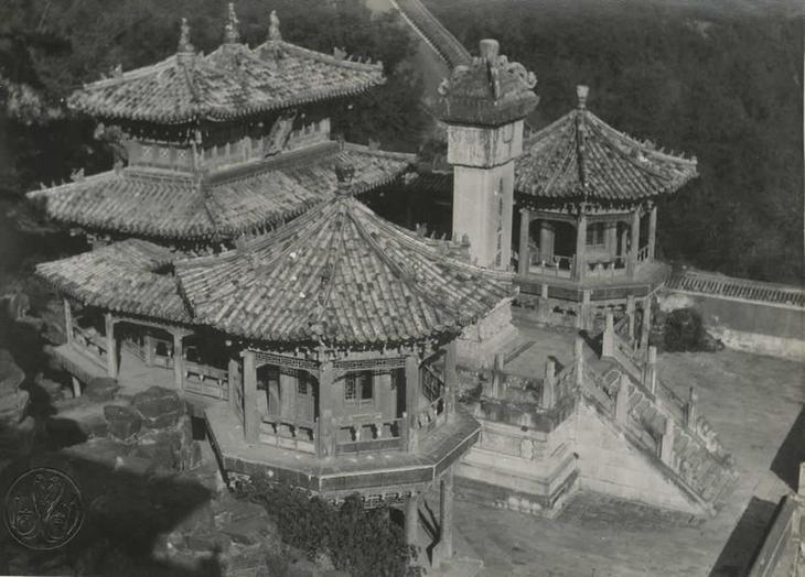 Редчайшие кадры Китая времён династии Цин: природа, люди, города безвозвратно ушедшей эпохи 24