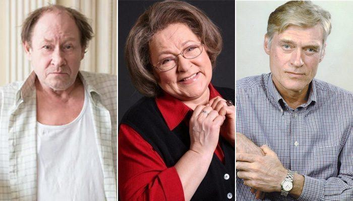 Российские актёры, которые востребованы и в зрелые годы