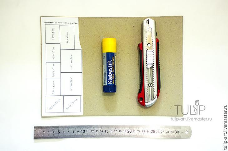 Мастер-класс: как создать подарочную коробочку для кольца, фото № 3